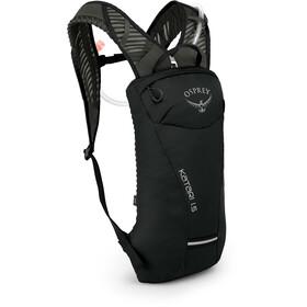 Osprey Katari 1.5 Plecak z systemem nawadniającym, black